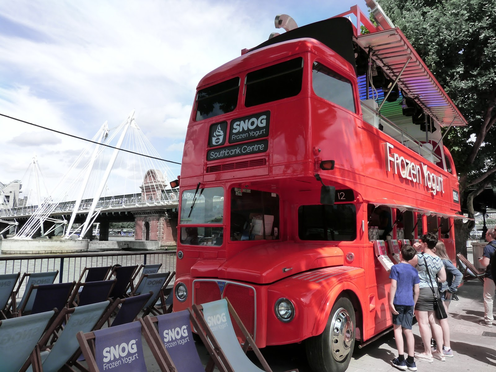 Things to do in London - Southbank Summer Festival