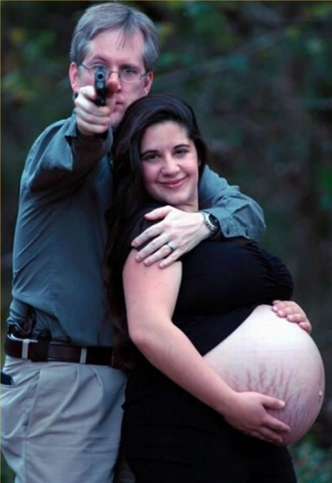 most awkward pregnancies
