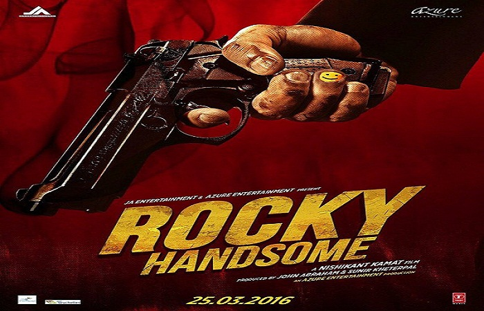 full cast and crew of bollywood movie Rocky Handsome 2016 wiki, John Abraham, Shruti Haasan and Nathalia Kaur story, release date, Actress name, poster, trailer, Photos, Wallapper