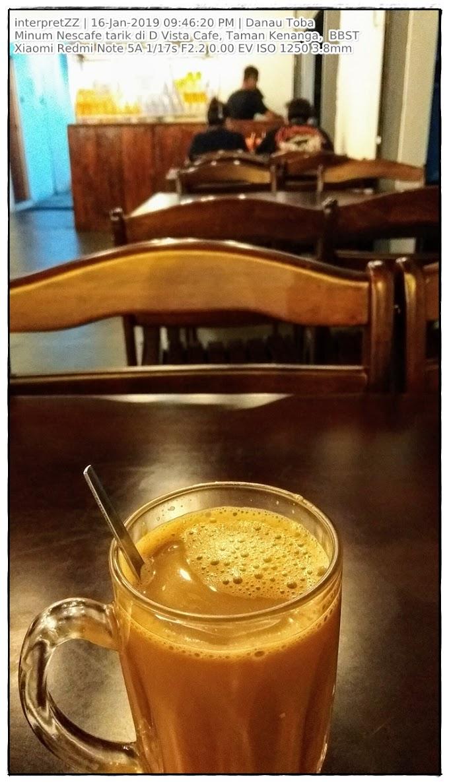 Apa ada dengan Nescafe Tarik?