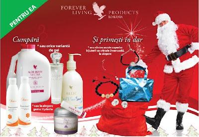 Promotii Forever Dec. 2012 pt Femei