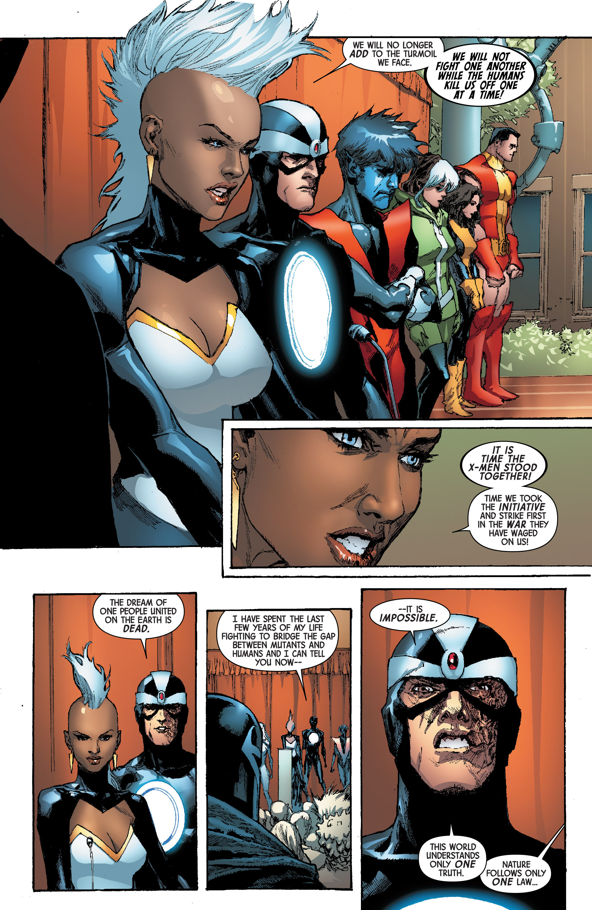 Read online Avengers & X-Men: AXIS comic -  Issue #4 - 17