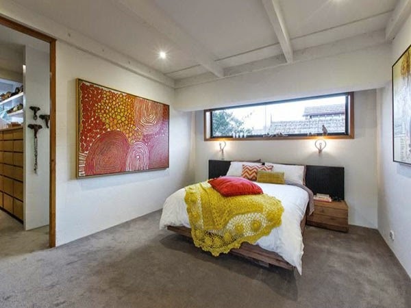 Contemporánea casa familiar en Melbourne Australia 6