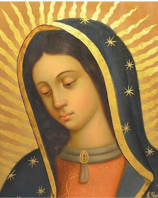 Imagem de Nossa Senhora de Guadalupe, pintura, foto, #1