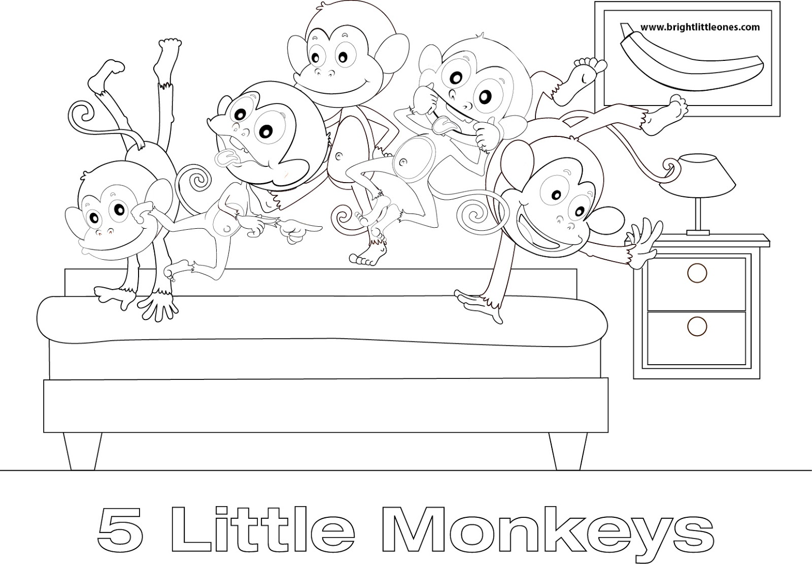 Phonics For Kids Monkey Trouble With The Letter M