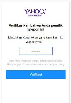 membuka email masuk