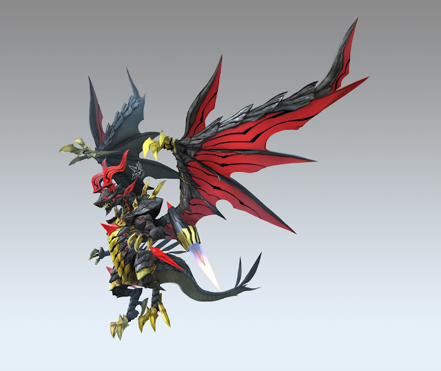 Nuevas imágenes de World of Final Fantasy
