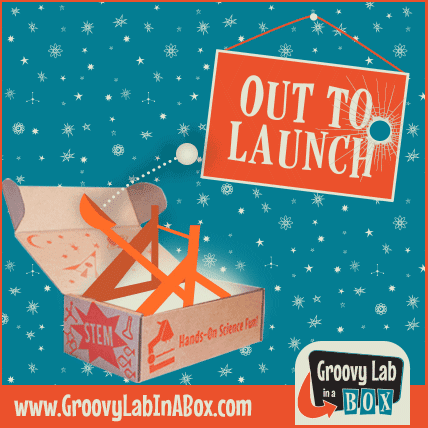 Out to Launch! - The November Theme for Groovy Lab in a Box