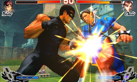 Download Super Street Fighter IV: 3D Edition 3DS GAME ...