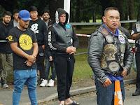 Geng Motor di Selandia Baru Siap Jaga Tiap Masjid Saat Salat Jumat