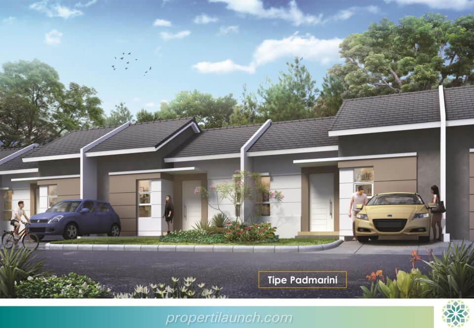 Rumah Srimaya Residence Tipe L7