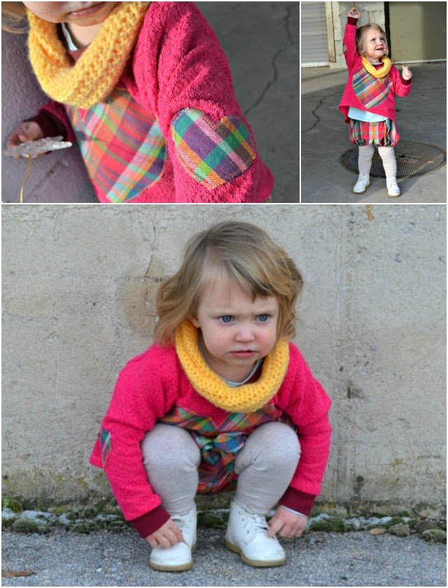 Sewing for the Girl: Mini Briar and Mini Tania