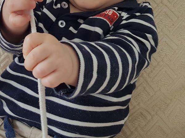 Journal de bébé : Louis, 8 mois