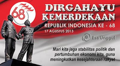 Kumpulan Gambar Selamat Hari Kemerdekaan RI KE 73