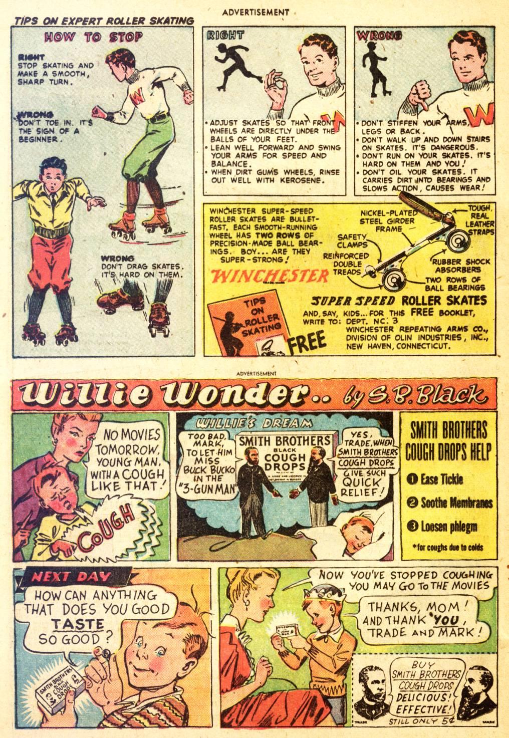 Read online Detective Comics (1937) comic -  Issue #131 - 36