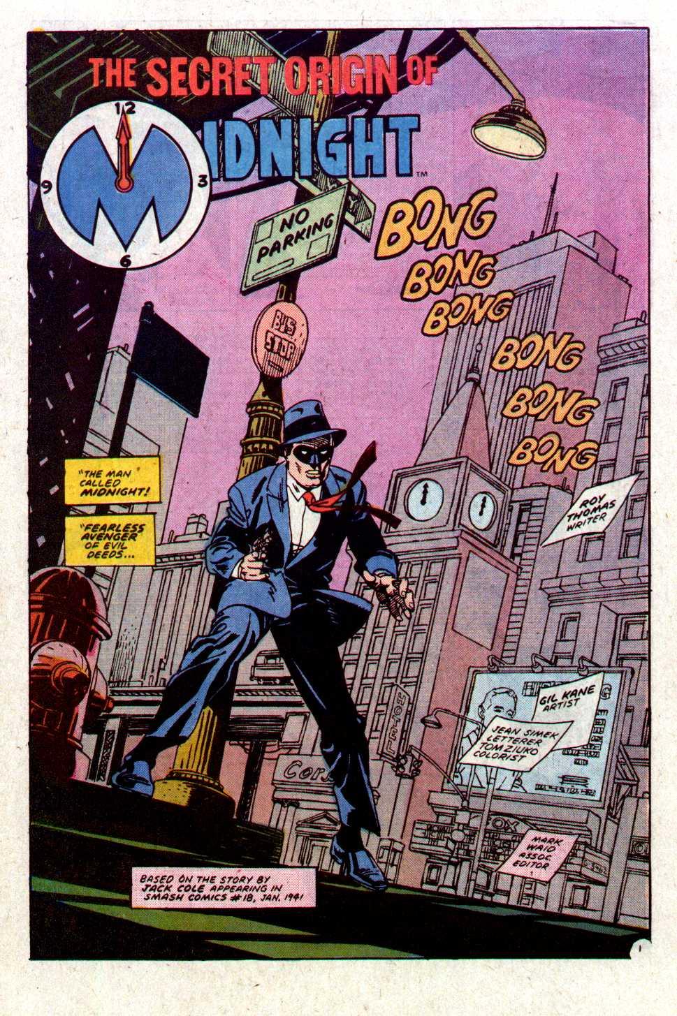 Read online Secret Origins (1986) comic -  Issue #28 - 23