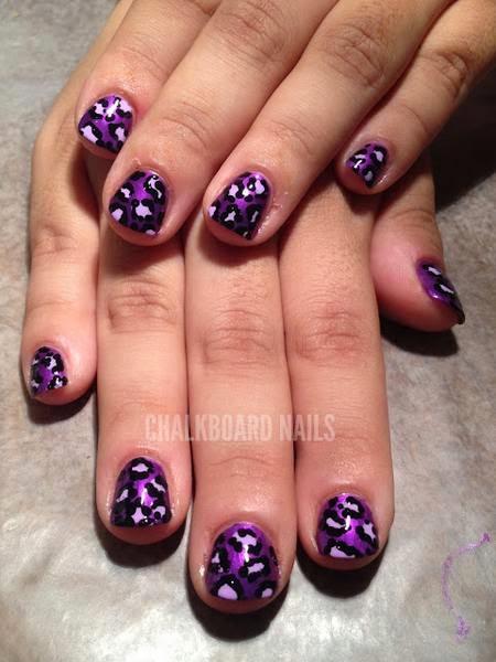 Nail Art Design 2014: Nail art designs for short nails