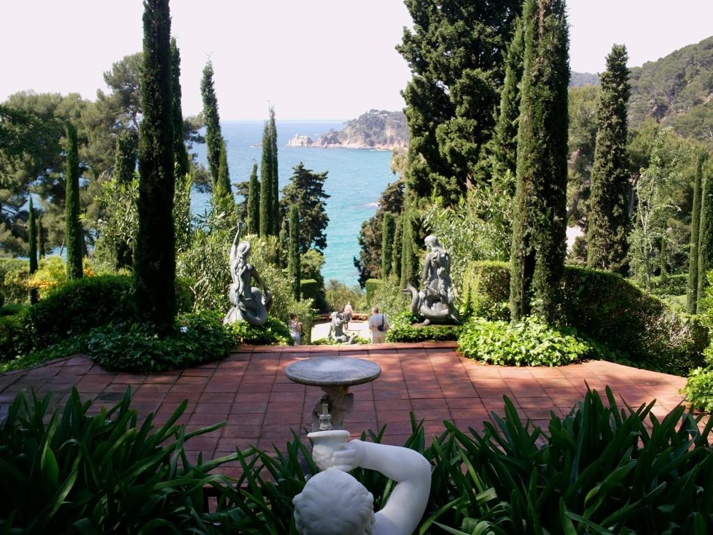 hortibus voyage jardins de monastere et jardins m diterran ens autour de barcelone. Black Bedroom Furniture Sets. Home Design Ideas