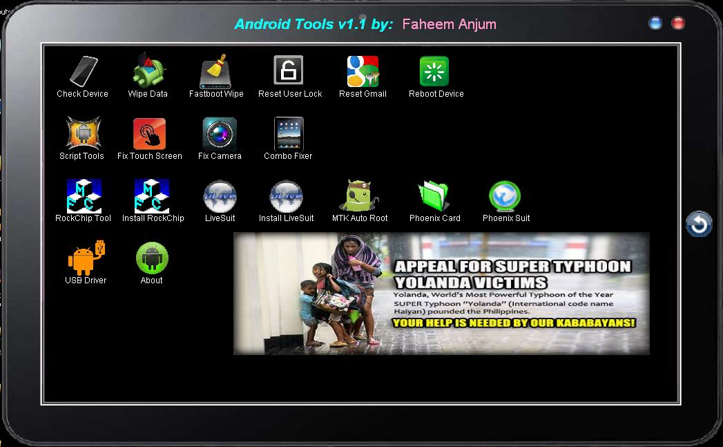 Faheem Anjum Android Tablet Tools Free Download ~ Firmware