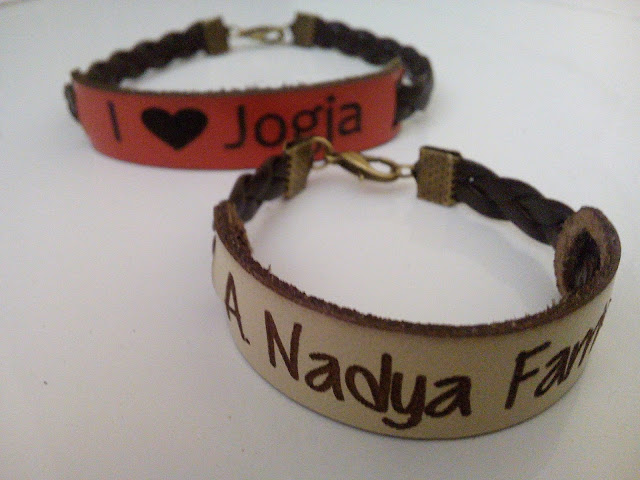 Gelang Kulit Couple