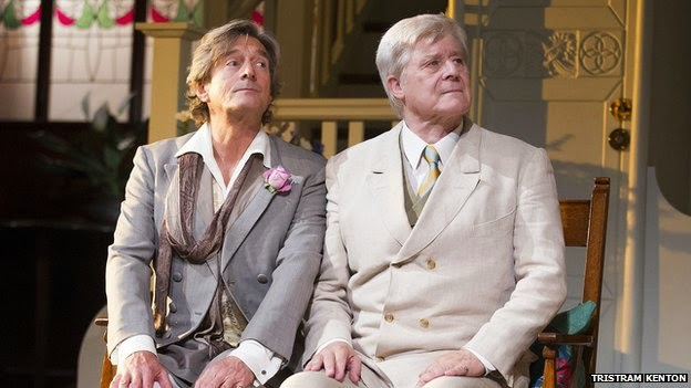 Pension lawyer meets world: The Importance of Being Earnest