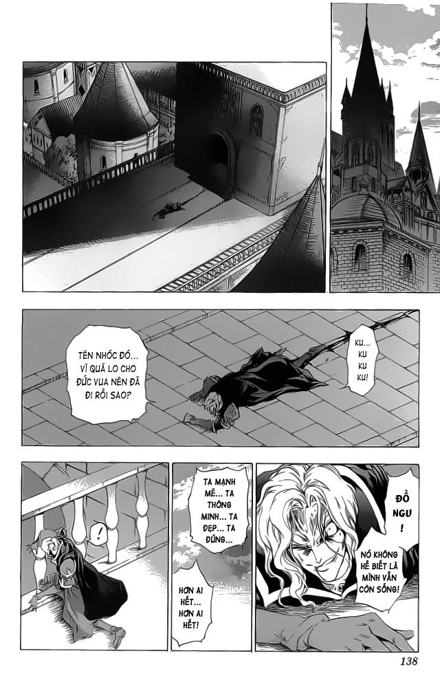 Fire Emblem - Hasha no Tsurugi chap 032 trang 5