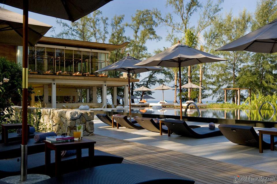 20 Biệt thự villa Phuket, villa Thái Lan giá rẻ đẹp nên chọn nghỉ dưỡng