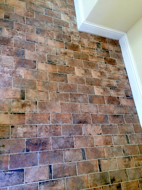 Masonry Brick Flooring