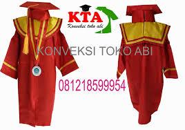 Harga Baju Wisuda TK