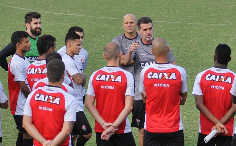 Com novidades, Vitória divulga lista de jogadores que se reapresentarão nesta quarta-feira (3) 1