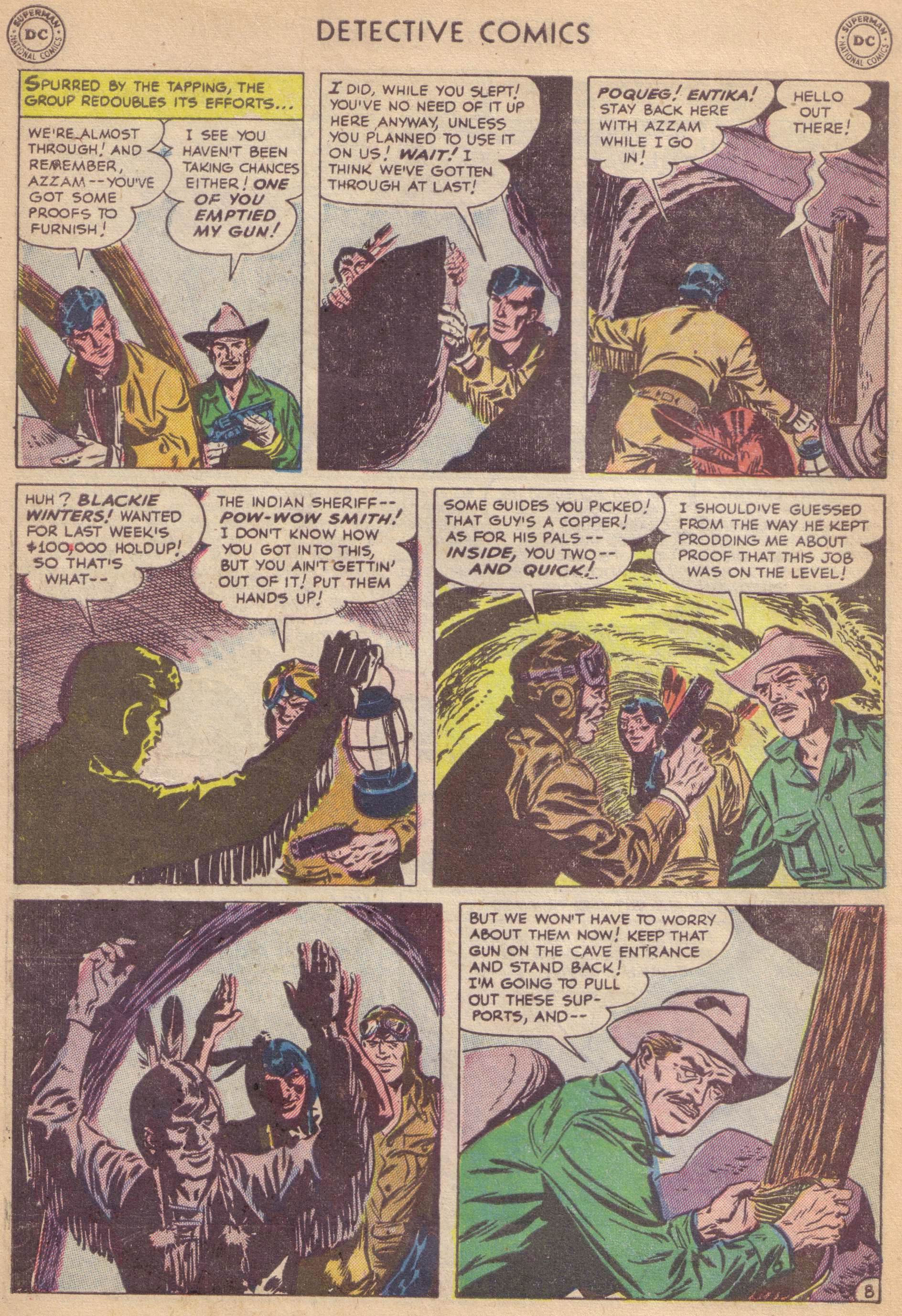Read online Detective Comics (1937) comic -  Issue #177 - 40