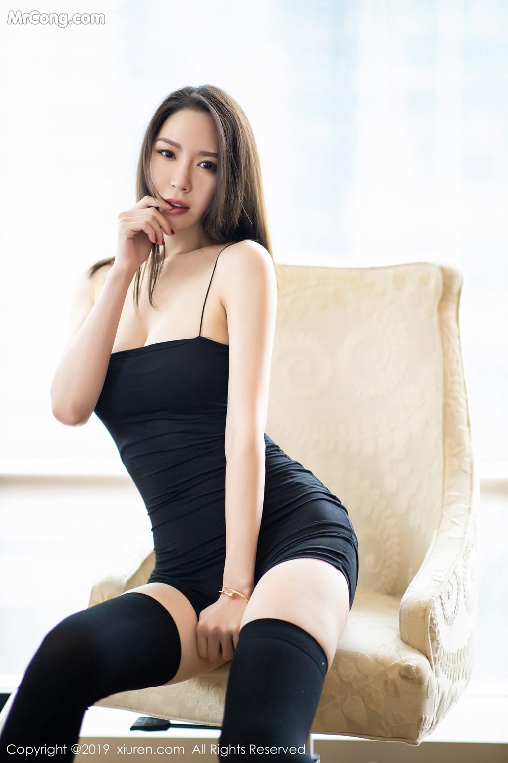 Image XIUREN-No.1720-Meng-Xin-Yue-MrCong.com-010 in post XIUREN No.1720: Meng Xin Yue (梦心月) (81 ảnh)