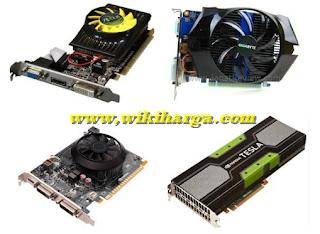 VGA yaitu hal terpenting bagi PC ataupun laptop Daftar Harga VGA NVIDIA Terbaru dan Terlengkap