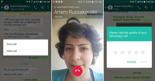 Enable Video Calling on WhatsApp On All Android Phone : 100% Working, Know How to Get Video Calling Option