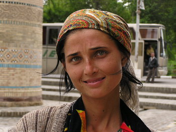 Girl Uzbekistan Women Hot