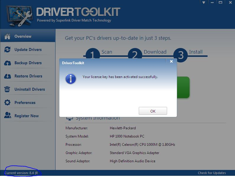 Driver Toolkit v8.4 Full Cracked Free Download with Keygen ...