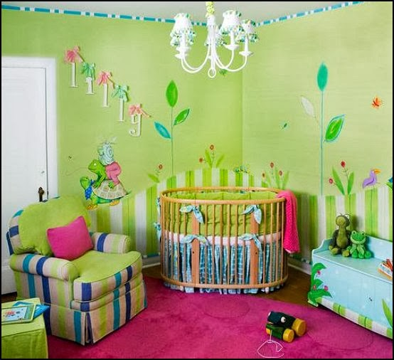 Baby Room Ideas Nursery Themes And Decor: Decorating Theme Bedrooms