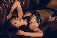 Megan Fox hot model in sexy lingerie photoshoot