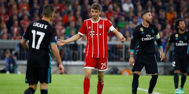 مفاجأة.. بايرن ميونخ يسعى لخطف جوهرة ريال مدريد