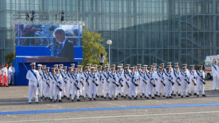 La Guardia Costiera festeggia il 152° anniversario dell'istituzione