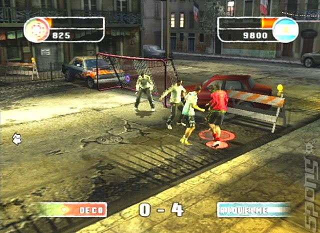 Download Fifa Street 2 PS2 ISO For PC Full Version ZGASPC ...