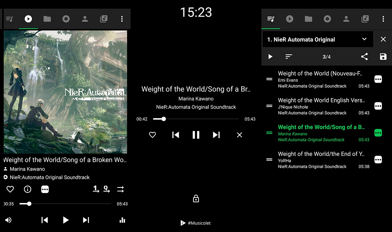 Best music player for Android   Tech To Sky - Leading source of