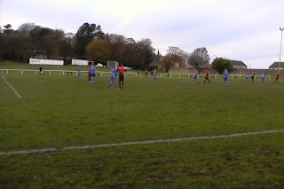 Sandygate, home of Hallam FC as they take on Dronfield Town