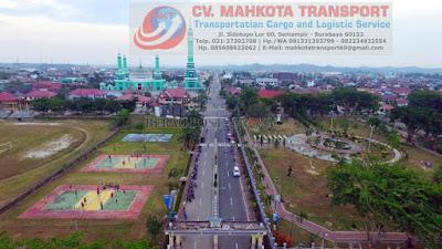 Ekspedisi Cepat Surabaya Berau