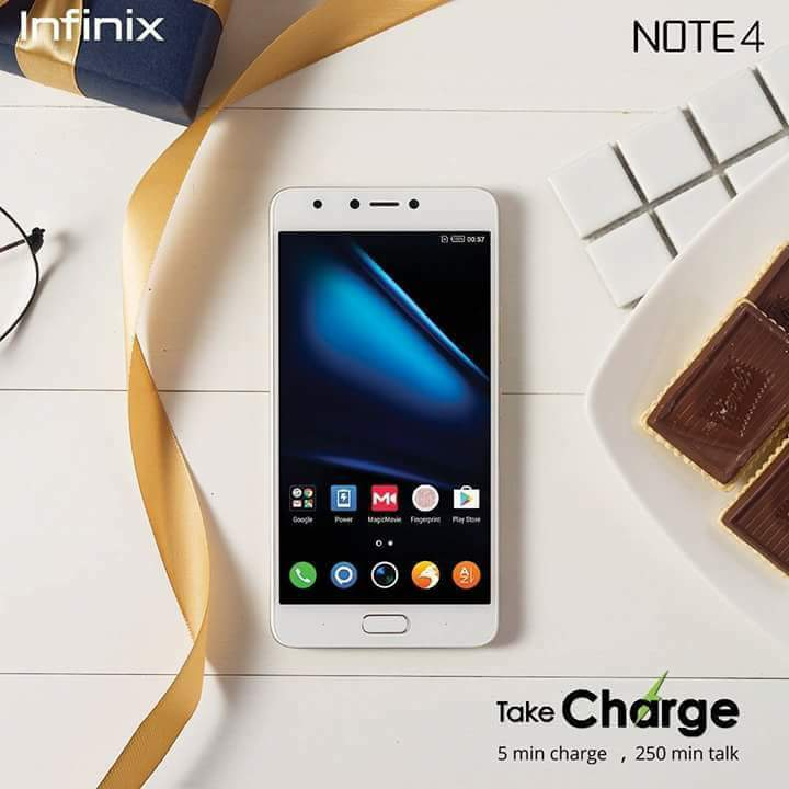 Infinix Note 4 Stock Rom India