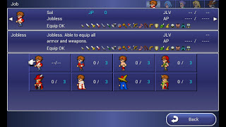 Downlaod Final Fantasy Dimensions Apk + Data Game