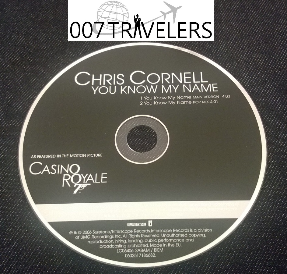 Chris cornell you know my name casino the south oaks gambling screen sogs a rebuttal to critics