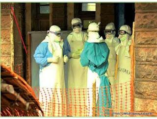 Proteção contra Ebola