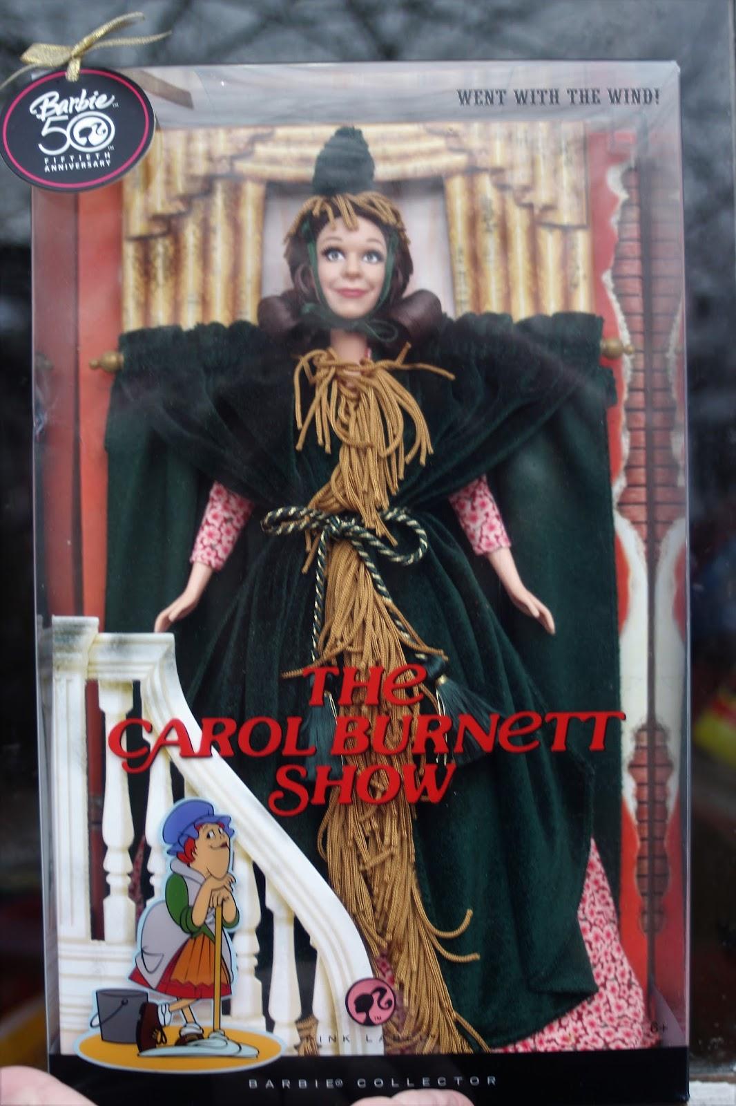 Planet Of The Dolls Doll A Day 2017 351 The Carol Burnett Show