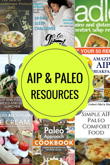 AIP and Paleo Resources - ebooks, books and programs for the AIP